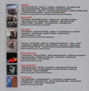 Complete Atlantic Studio Albums 1977-1991,The