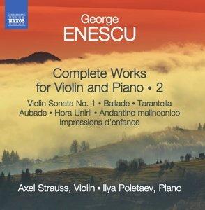 Sämtliche Werke für Violine und Klavier Vol.2