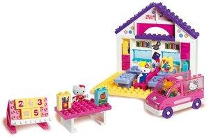 BIG 800057026 - PlayBIG BLOXX HELLO KITTY SCHULE