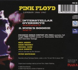 In London 1966/1967