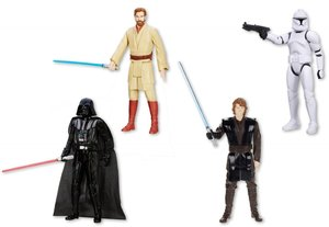 Hasbro A0865E35 - Star Wars Ultimate Figuren, 1 Stück