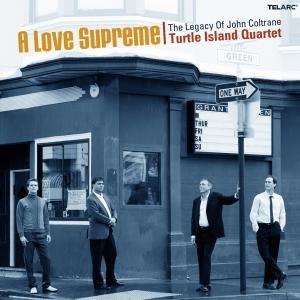 Turtle Island Quartet: Love Supreme-The Legacy Of