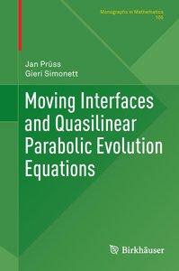 Moving Interfaces and Quasilinear Parabolic Evolution Equations