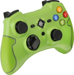 TORID Gamepad - Wireless - for PC/PS3, green