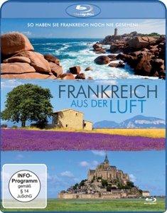Frankreich aus der Luft