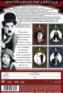 Charlie Chaplin - Klamottenkiste XL