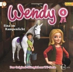 (4)Original HSP z.TV-Serie-Sina Im Rampenlicht