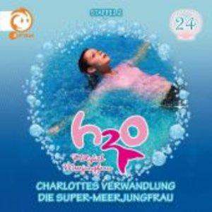 24: Charlottes Verwandlung/Die Super-Meerjungfr