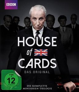 House of Cards-Die komplette Mini-Serien Trilogi