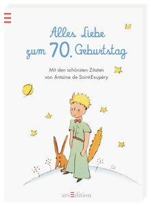 Alles Liebe zum 70. Geburtstag