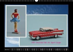Cars and Pin-ups - Classic American Model Cars / UK-Version (Wal