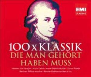 100 X Klassik-Die Man Gehört Haben Muss