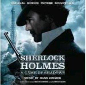 Sherlock Holmes 2-Spiel im Schatten/OST