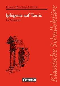 Iphigenie auf Tauris. Textausgabe mit Materialien
