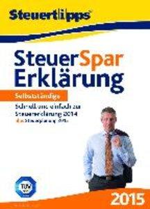 Steuer-Spar-Erklärung Selbstständige 2015