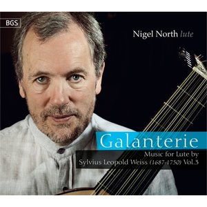 Galanterie-Music For Lute Vol.3