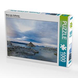Mono Lake, Kalifornien 1000 Teile Puzzle quer