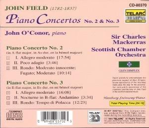 Klavierkonzerte 2+3