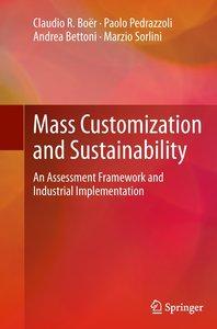 Mass Customization and Sustainability