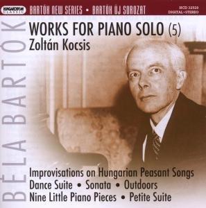 Werke für Klavier solo vol.5