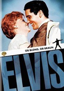Elvis-Ob blond,ob braun Umv StDv