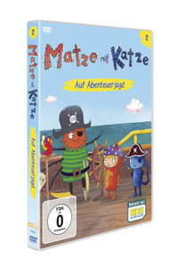 Matze mit Katze - DVD 2, Folgen 11 - 20