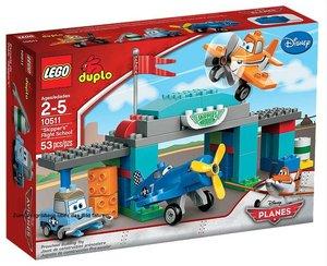 LEGO® Duplo 10511 - Disney Planes: Skippers Flugschule