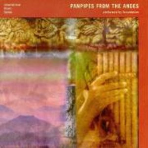 Panpipes From The Andes