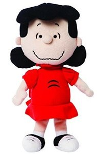 Peanuts Lucy 10In