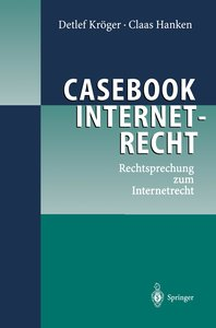 Casebook Internetrecht