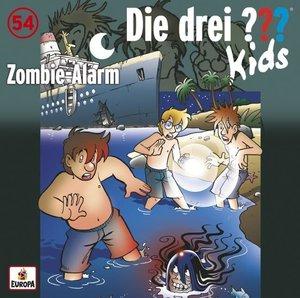 Die drei ??? Kids 54: Zombi-Alarm