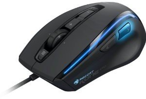 ROCCAT Kone XTD Max Customization Gaming Maus schwarz