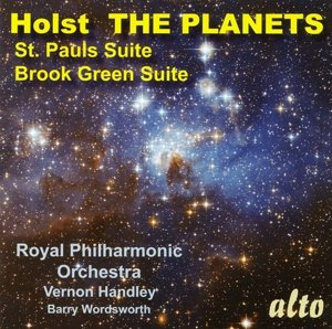 Holst The Planets/+