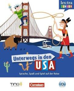 Lextra junior Englisch: Unterwegs in den USA