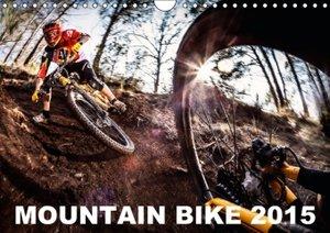 Mountain Bike 2015 by Stef. Candé / UK-Version (Wall Calendar 20