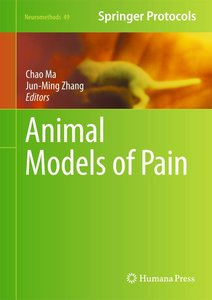 Animal Models of Pain