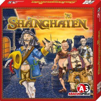 Abacusspiele 06081 - Shanghaien - zum Schließen ins Bild klicken