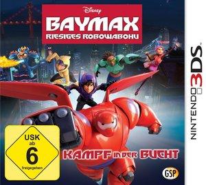 Disneys Baymax - Kampf in der Bucht