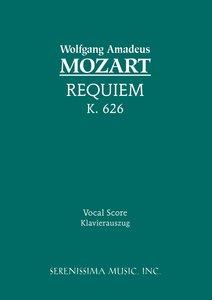 Requiem, K. 626 - Vocal Score