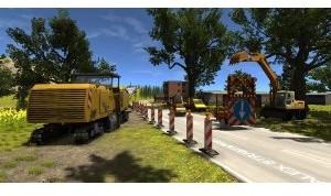 Baumaschinen-Simulator 2012 - zum Schließen ins Bild klicken