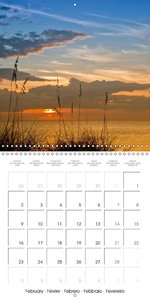 Florida - My Sunshine State (Wall Calendar 2015 300 × 300 mm Squ
