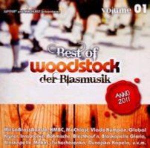 Woodstock Der Blasmusik Vol.1