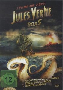 Jules Verne-Box 5 (DVD)
