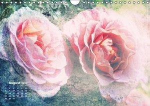 Rosen RomantikAT-Version (Wandkalender 2016 DIN A4 quer)