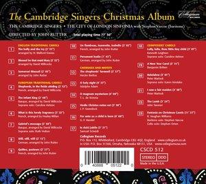 Camb.Singers Christmas Album