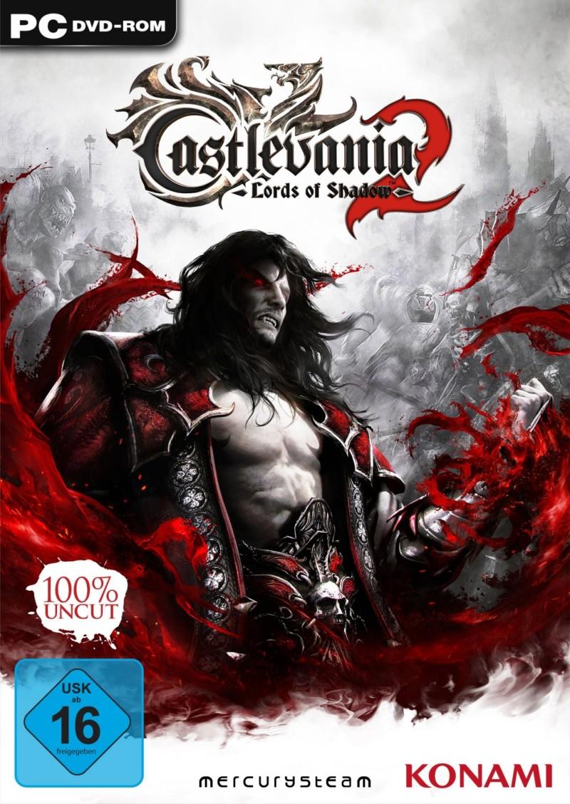 Castlevania - Lords of Shadow 2 (100% Uncut) - zum Schließen ins Bild klicken
