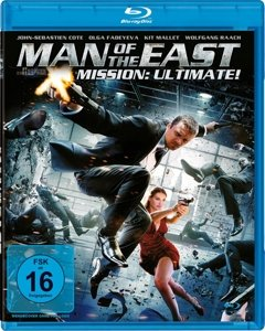 Man Of The East-Mission:Ultimate!