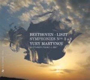Sinfonien 8 & 3