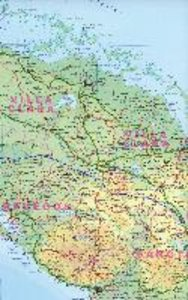 Cuba ( Kuba) 1 : 600 000