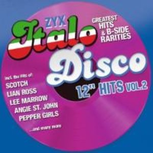 "ZYX Italo Disco 12"" Hits Vol.2"